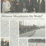 Wedel Schulauer Tageblatt 23.10.2015