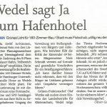 Wedel-Schulauer-Tageblatt, 6. Juli 2017