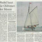Wedel Schulauer Tageblatt, 09.07.2015